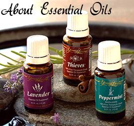 About Essentia Oils