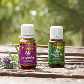 Essential Oils and Blends