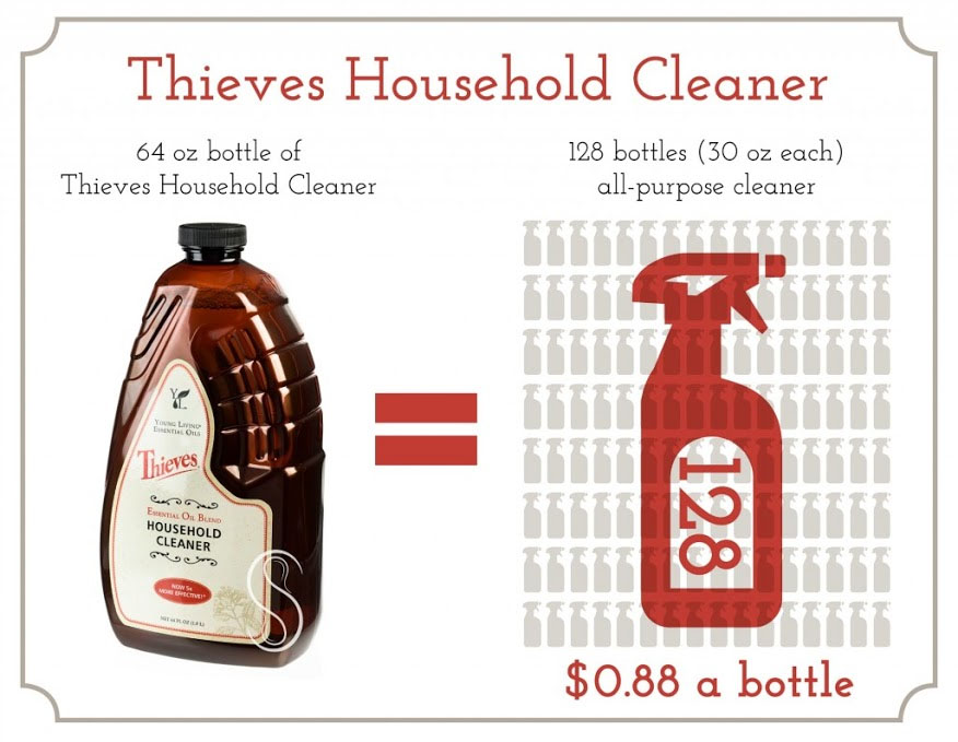 thieves household cleaners
