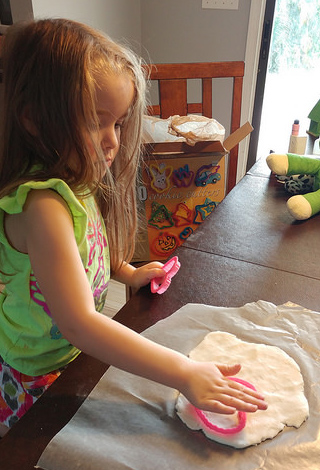 homemade clay crafts