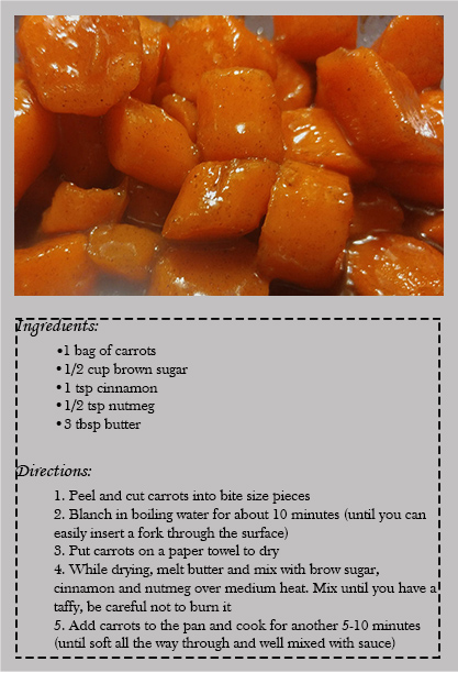 best ever cooked carrots recipe