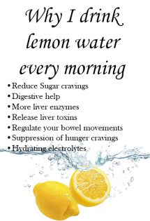 What Are Diffusers >> Why I Drink Lemon Water Every Morning